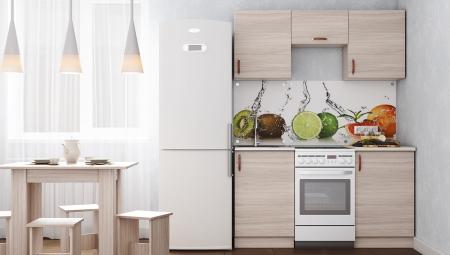 Кухонный гарнитур Легенда 14 (1 м)