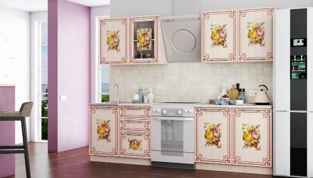 Кухонный гарнитур Легенда 21 (2м)