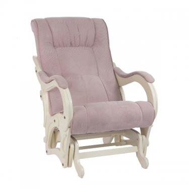 Кресло-гляйдер Модель 78 сливочный каркас