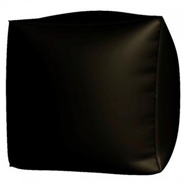 Пуфик Куб макси черный