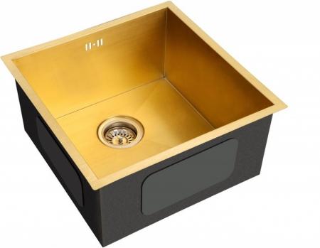 Мойка EMAP EMB-101 золото